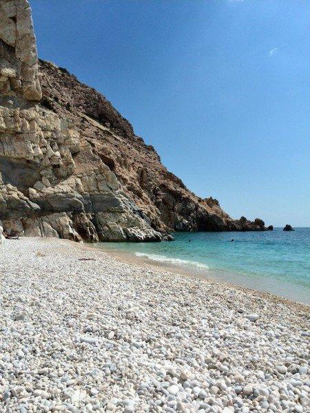 Seichelles beach