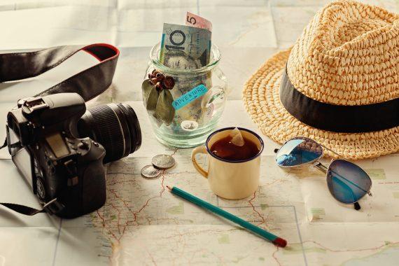 kit del viaggiatore