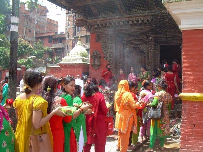 Kathmandu, un viaggio di vita