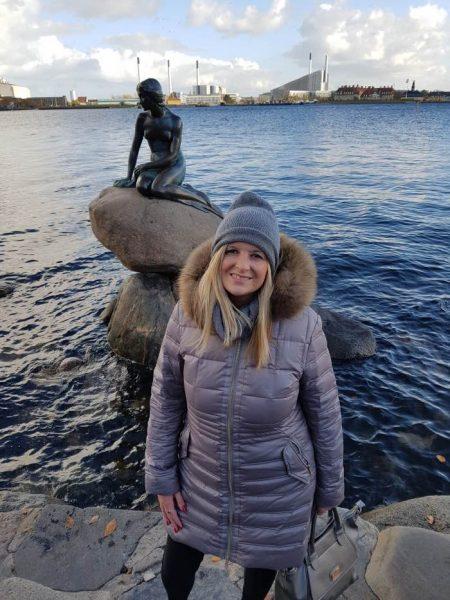 Copenaghen selfie