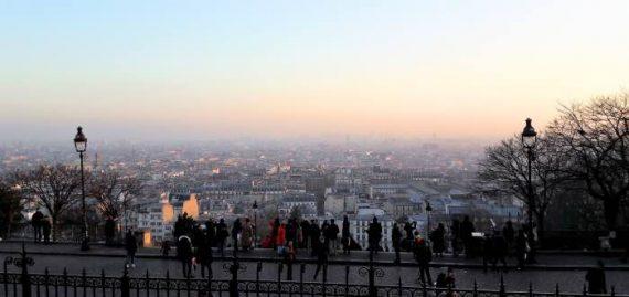 Panorama- Parigi - montartre