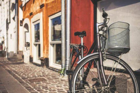 bici Copenaghen