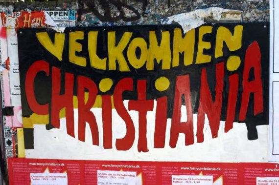 welcome to Christiania