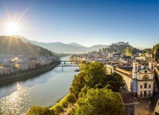 Salisburgo con il sole cosa vedere