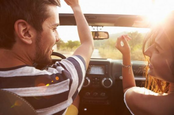 affitto auto viaggiare risparmando