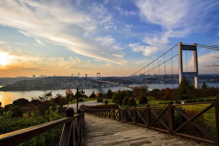 ponte bosforo istanbul