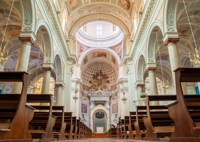 Cattedrale San Lorenzo Trapani da vedere