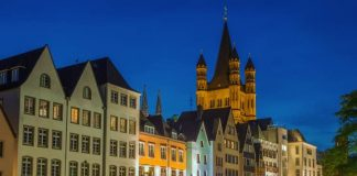 Colonia Germania dove andare