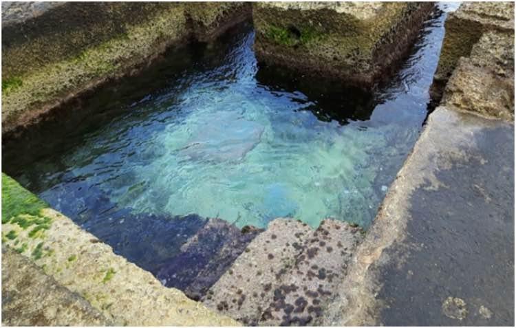 acqua blu Malta