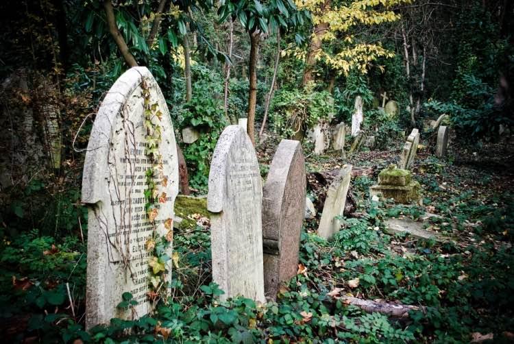 Highgate cemetery cosa vedere a Camden