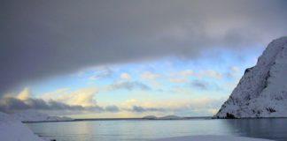 Paesaggio isola Soroya Norvegia come arrivare
