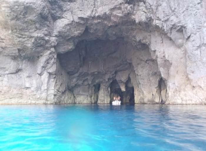 Grotta delle oche, Isola di San Pietro