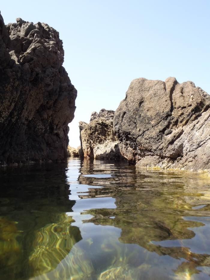 Piscine di Nasca, Isola di San Pietro