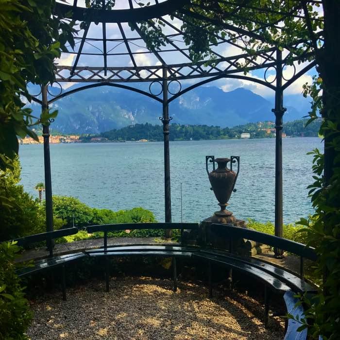 Lago di como villa Carlotta