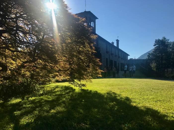 como lake - lago di como Villa Bagatti Valsecchi blogdiviaggi