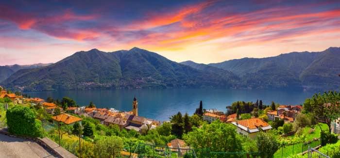Le 5 ville pi belle sul lago di como blog di viaggi for Immagini di entrate di ville