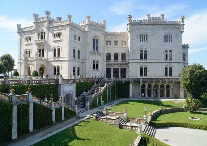 Castello Miramare cosa vedere a trieste blog di viaggi