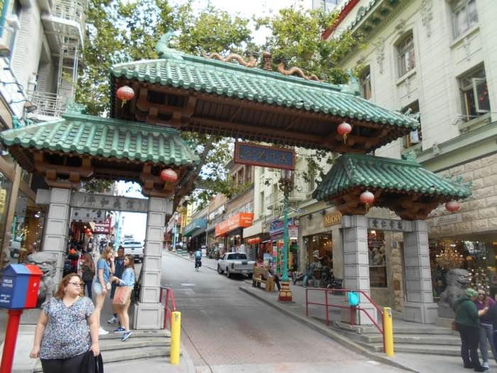 Dragon Gate - ChinaTown