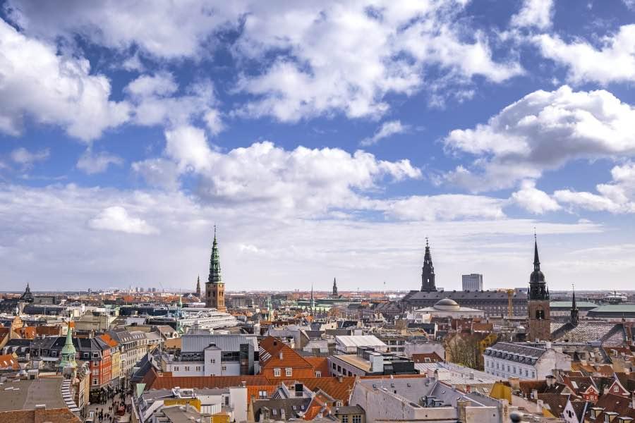 Copenhagen tetti