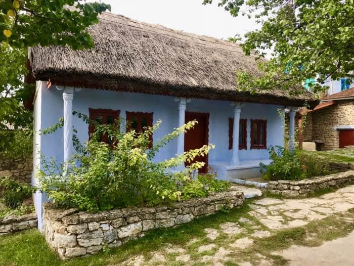 Il villaggio di Butuceni