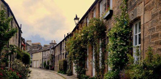 Edimburgo da shutterstock.com