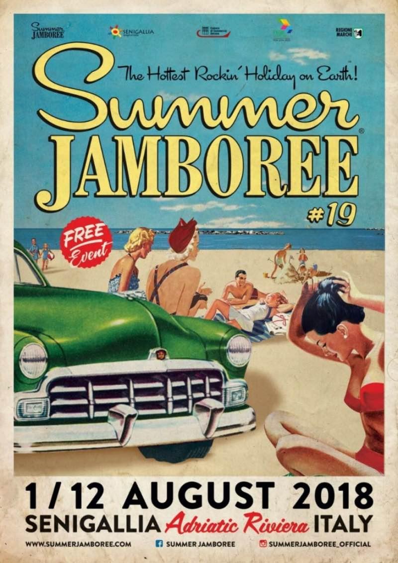 Summer Jamboree Festival 2018