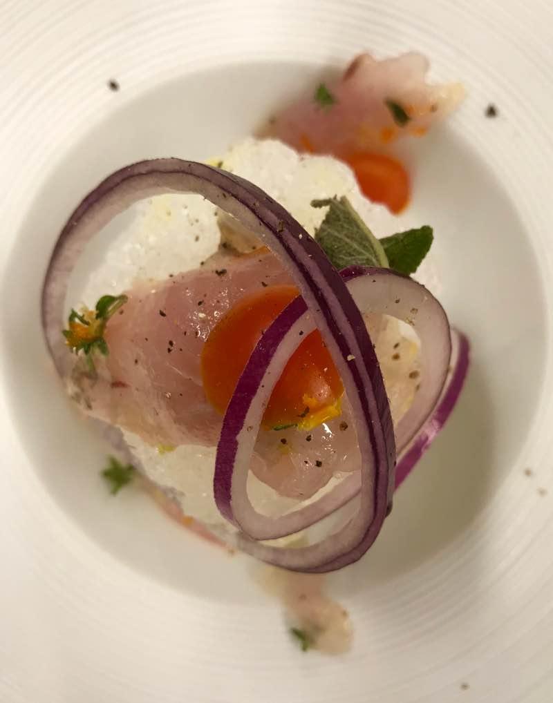 Sushi di Cefalo