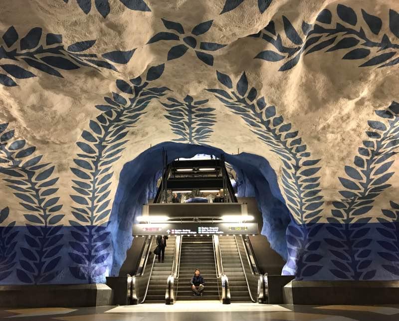 Tunnelbana