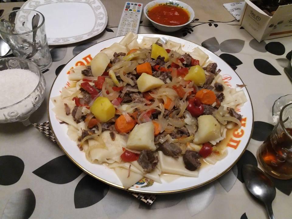 Beshbarmak Almaty