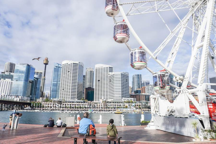Darling Harbour Sydney cosa vedere