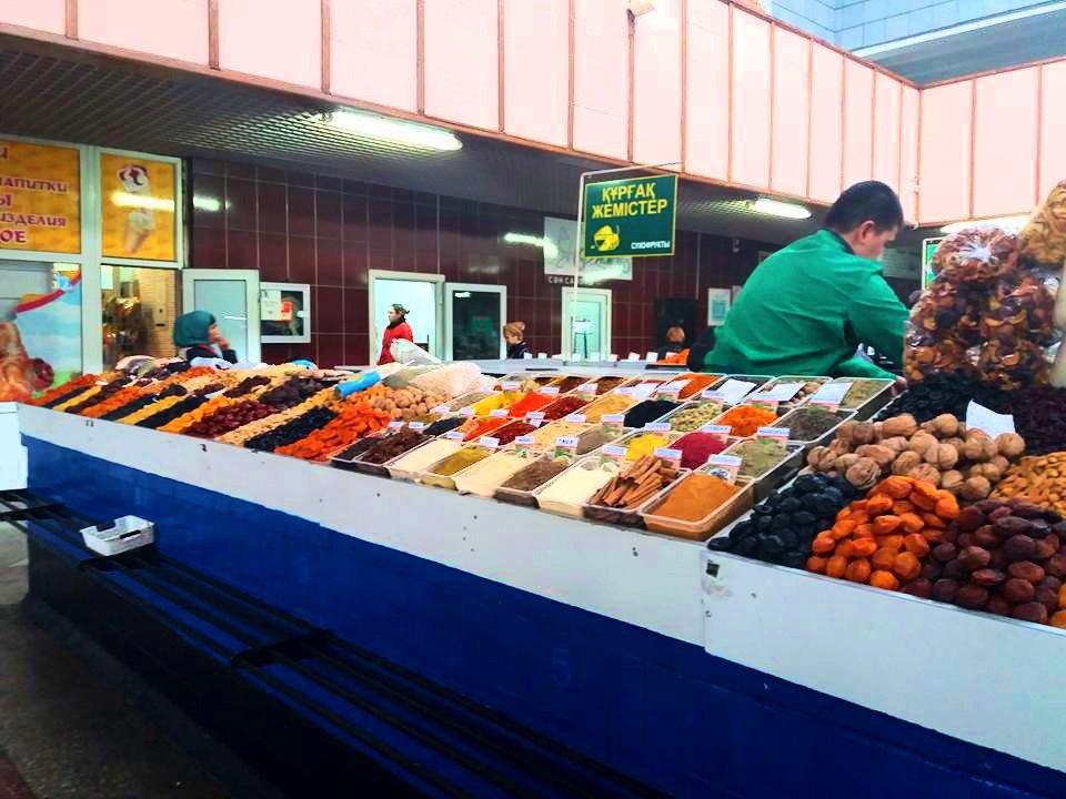 Almaty Bazar
