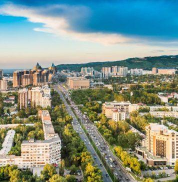 Almaty cosa vedere