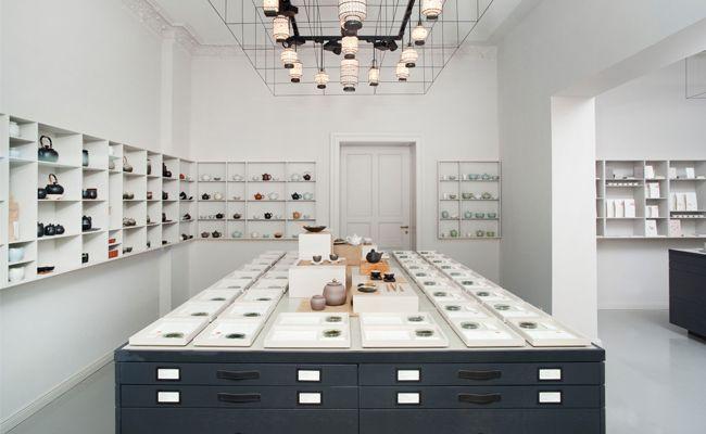 tea Shop Berlin