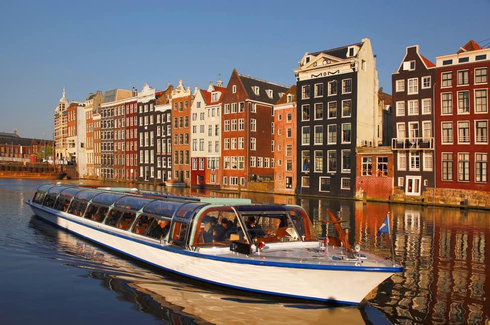 Crociera canali Amsterdam