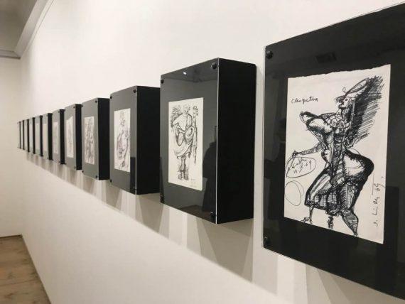 Museo arte contemporanea Cavalese