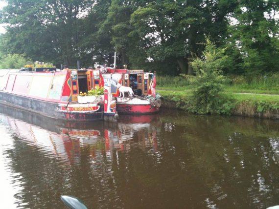 barca Visitare lo Yorkshire in barca narrowboats per 4 giorni