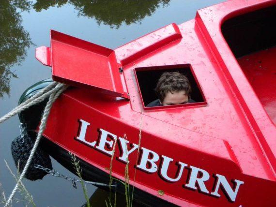 capolino Visitare lo Yorkshire in barca narrowboats per 4 giorni
