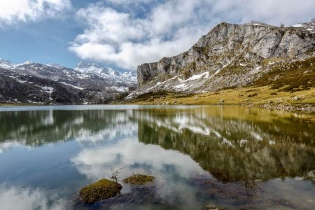 Asturie_laghi di Covadonga