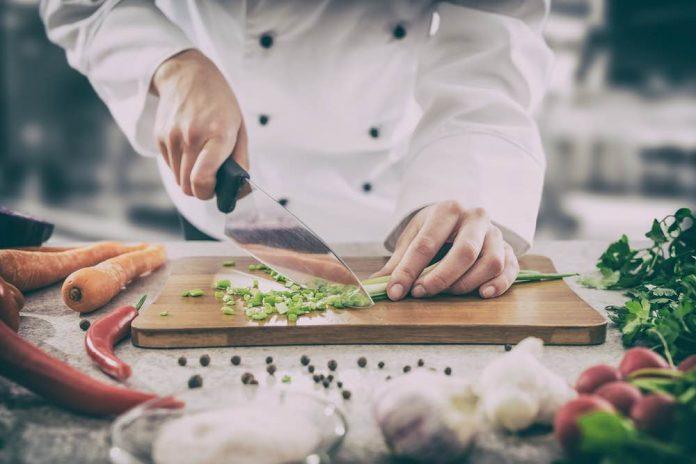 chef coocking