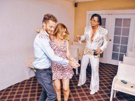 feste della cerimonia ballo