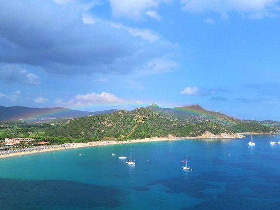 Cala Sinzias le spiagge più belle della sardegna