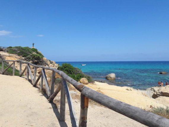 spiagge sono tutte vicine a Villasimius