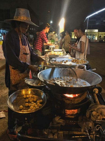 street Food - Mercato dei Fiori