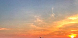 Verona al tramonto
