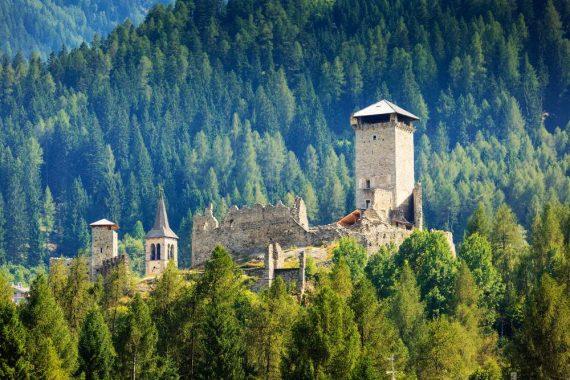 Castello Ossana