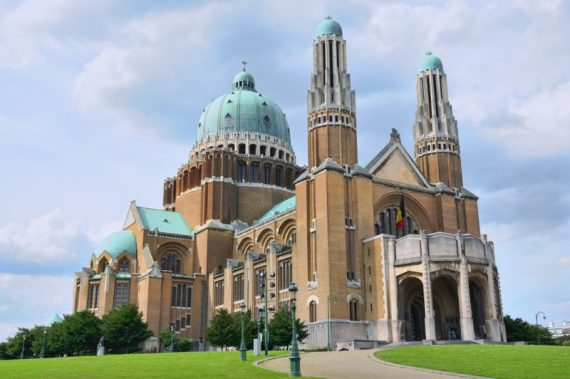 Basilica Sacro Cuore Bruxelles
