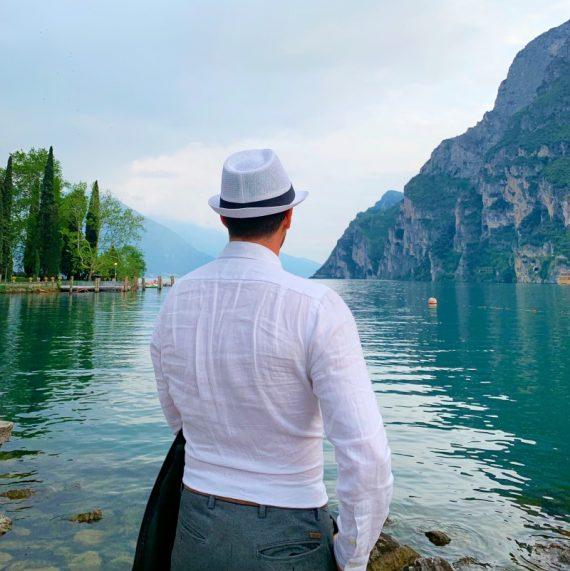 Lago di Garda view christian Cappello