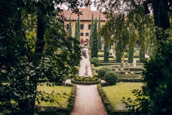 Palazzo e parco Giusti