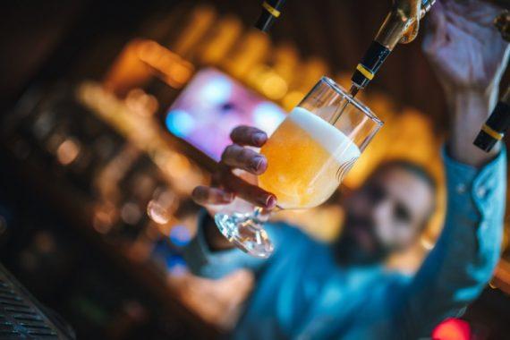 spina birra Bruxelles