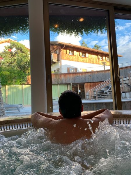 Hotel Pineta chris blog di viaggi